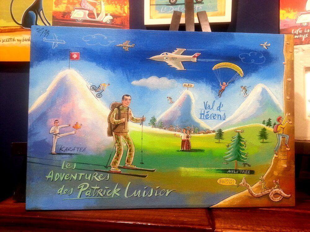 adventures of patrick